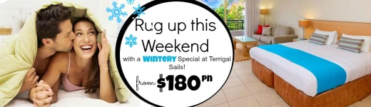 Terrigal Sails Wintery Special!